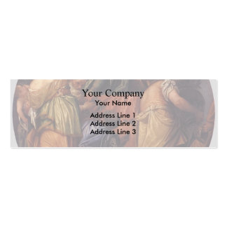 Paolo Veronese- Honor Business Card
