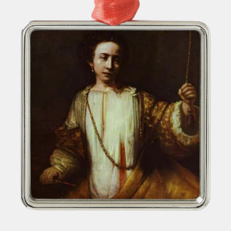 Paolo Veronese- Lucretia Christmas Ornaments