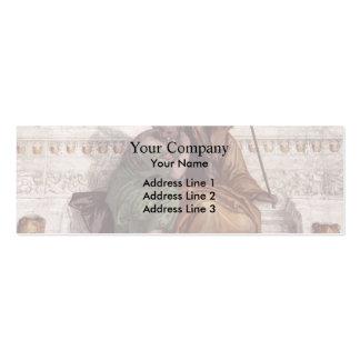 Paolo Veronese: Nemesis Business Card Template