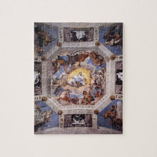 Paolo Veronese: Olympus Room Puzzles