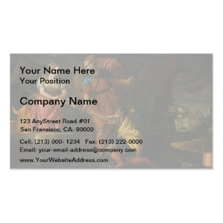 Paolo Veronese- Rebecca at the Well Business Card Templates