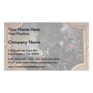 Paolo Veronese- Siege of Scutari Business Card