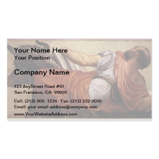 Paolo Veronese- St Luke Business Cards