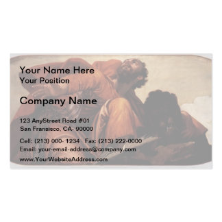 Paolo Veronese- St Mark Business Cards