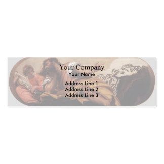 Paolo Veronese- St Matthew Business Cards