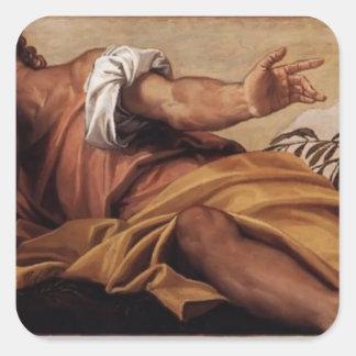 Paolo Veronese- St Matthew Stickers