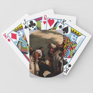 Paolo Veronese- St Nicholas Named Bishop of Myra Card Deck