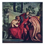 Paolo Veronese - Susanna and the Elders Poster