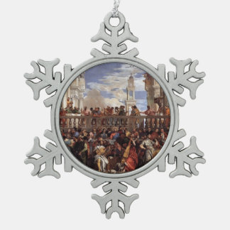 Paolo Veronese- The Marriage at Cana Ornament