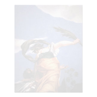 Paolo Veronese- The Triumph of Virtue over Vice Custom Letterhead