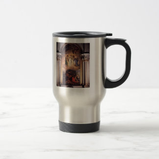 Paolo Veronese- Transfiguration of Christ 15 Oz Stainless Steel Travel Mug