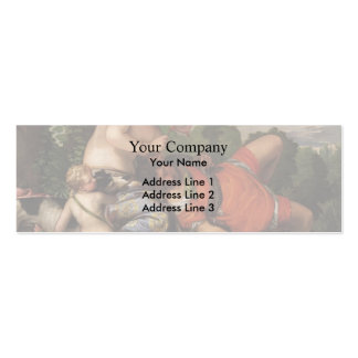 Paolo Veronese- Venus and Adonis Business Cards