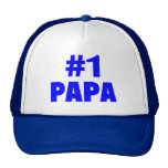 Papá #1 gorra