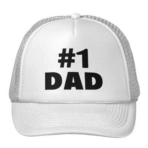 Papá #1 gorro