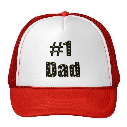 Papá #1 gorro de camionero