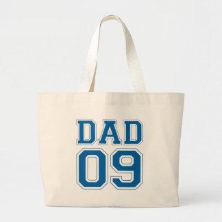 Papá 2009 - Azul Bolsa De Mano