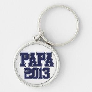 Papa 2013 keychain