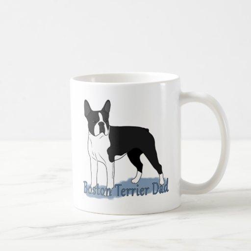 Papá 2 de Boston Terrier Taza