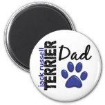Papá 2 de Jack Russell Terrier Imán