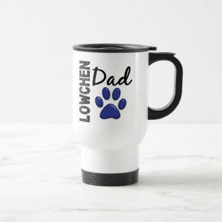 Papá 2 de Lowchen Taza De Café