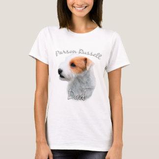 Papá 2 de Russell Terrier del párroco Playera