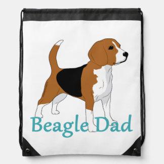 Papá 2 del beagle mochilas