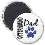 Papá 2 del Otterhound Imán