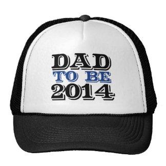 Papá a estar en 2014 gorro