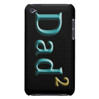 Papá a los regalos del día de padre del segundo iPod touch Case-Mate carcasas