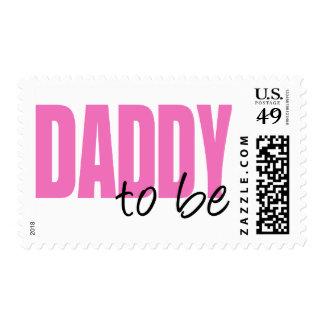 Papá a ser (fuente rosada del bloque) envio