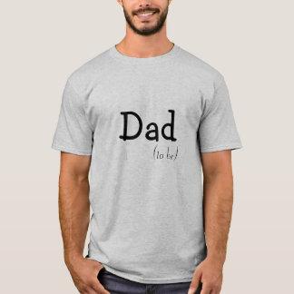 Papá a ser… playera