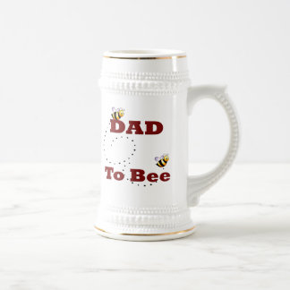 Papá a ser jarra de cerveza