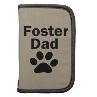 Papá adoptivo organizador