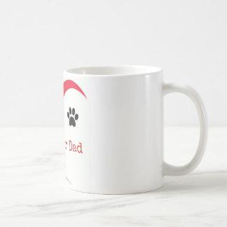 Papá adoptivo taza de café