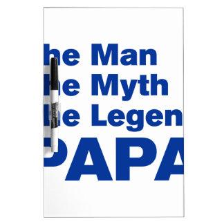 papa-akz-blue.png Dry-Erase whiteboard