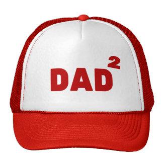 Papá al segundo poder gorra
