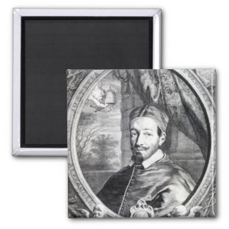 Papa Alejandro VII Imán Cuadrado