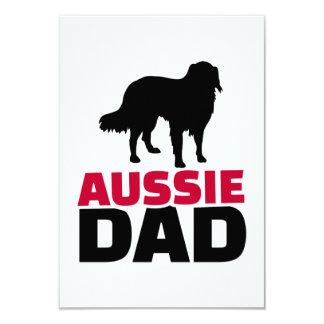 Papá australiano australiano del pastor