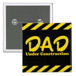Papá bajo construcción