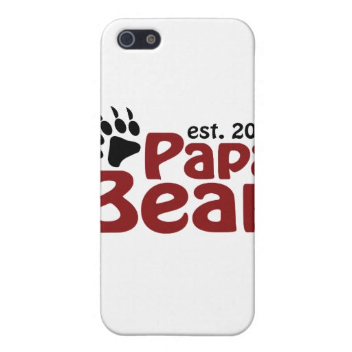 papa bear claw 2012 cases for iPhone 5