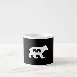 Papa Bear Espresso Cup