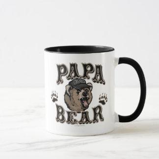 Papa Bear Father's Day Gear Mug