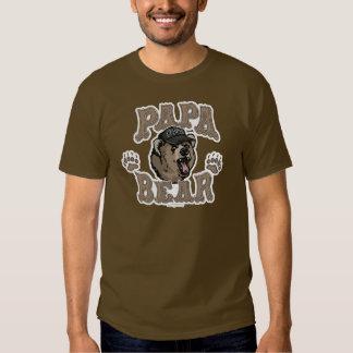 Papa Bear Father's Day Gear Shirt