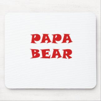 Papa Bear Mouse Pad