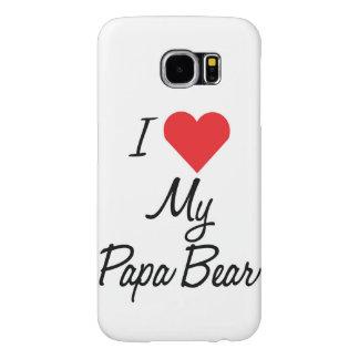 Papa Bear Phone Case