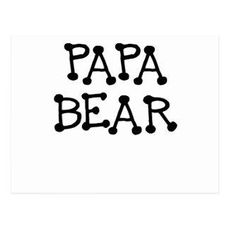 PAPA BEAR.png Postcard