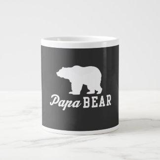 Papa Bear 20 Oz Large Ceramic Coffee Mug