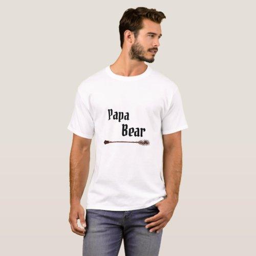 Papa Bear T_Shirt
