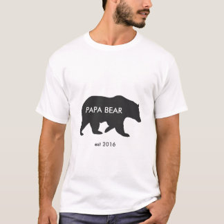 Papa Bear Tee