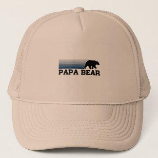 Papa Bear Trucker Hat